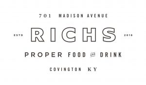 Rich's Proper Food and Drink